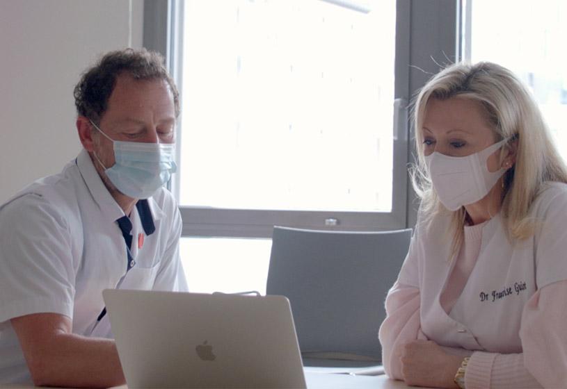 Interview Prof. Steinfeld & Dr. Guiot