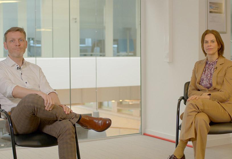 Interview Prof. dr. Jo Lambert en Dr. Philippe Carron